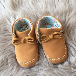New Carters Every Step Moccasins